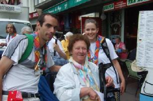 Pèlerinage à Lourdes… On a besoin de vous